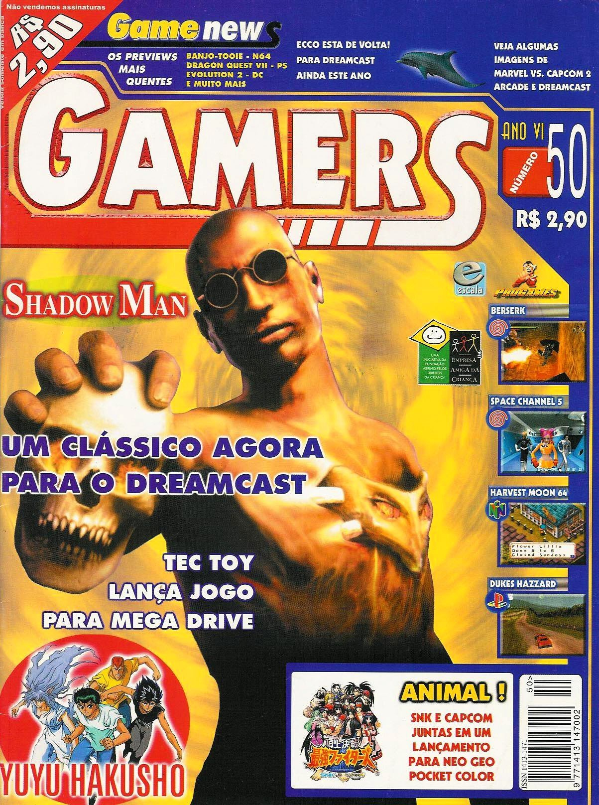 Gamers Issue 50 (1999)