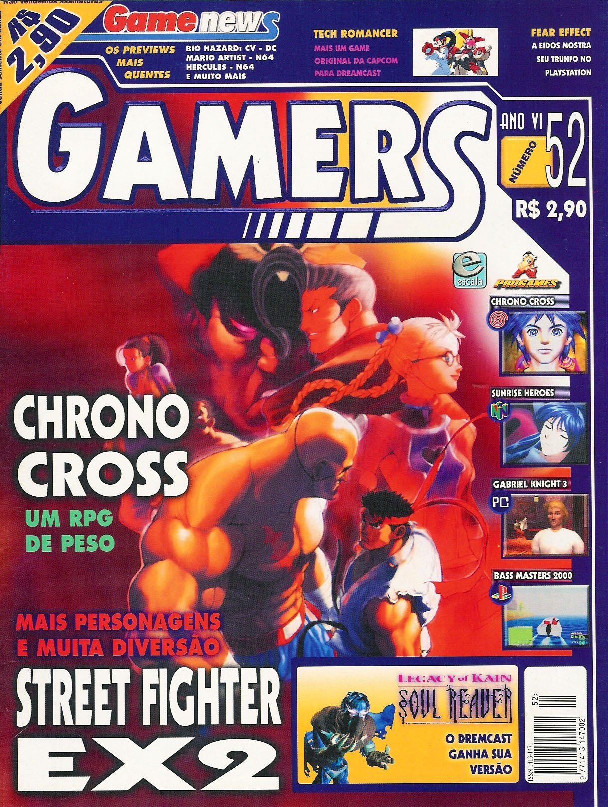 Gamers Issue 52 (2000)