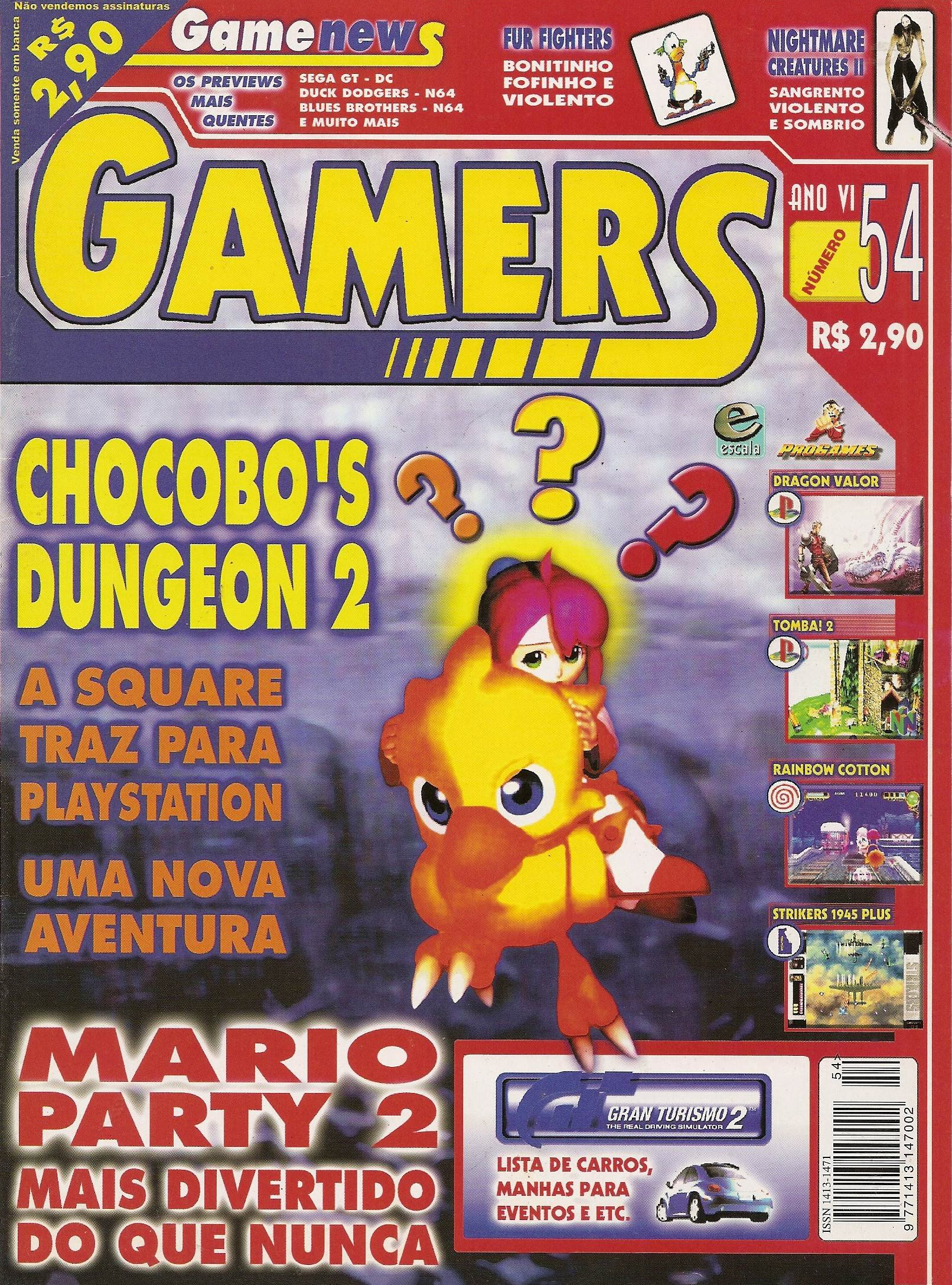 Gamers Issue 54 (2000)
