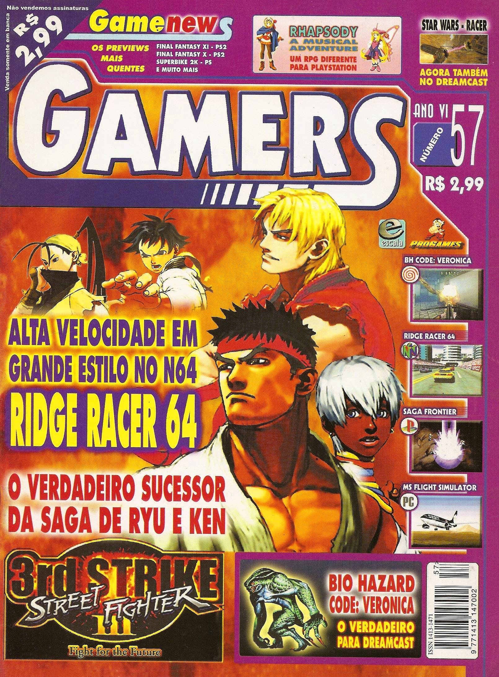 Gamers Issue 57 (2000)