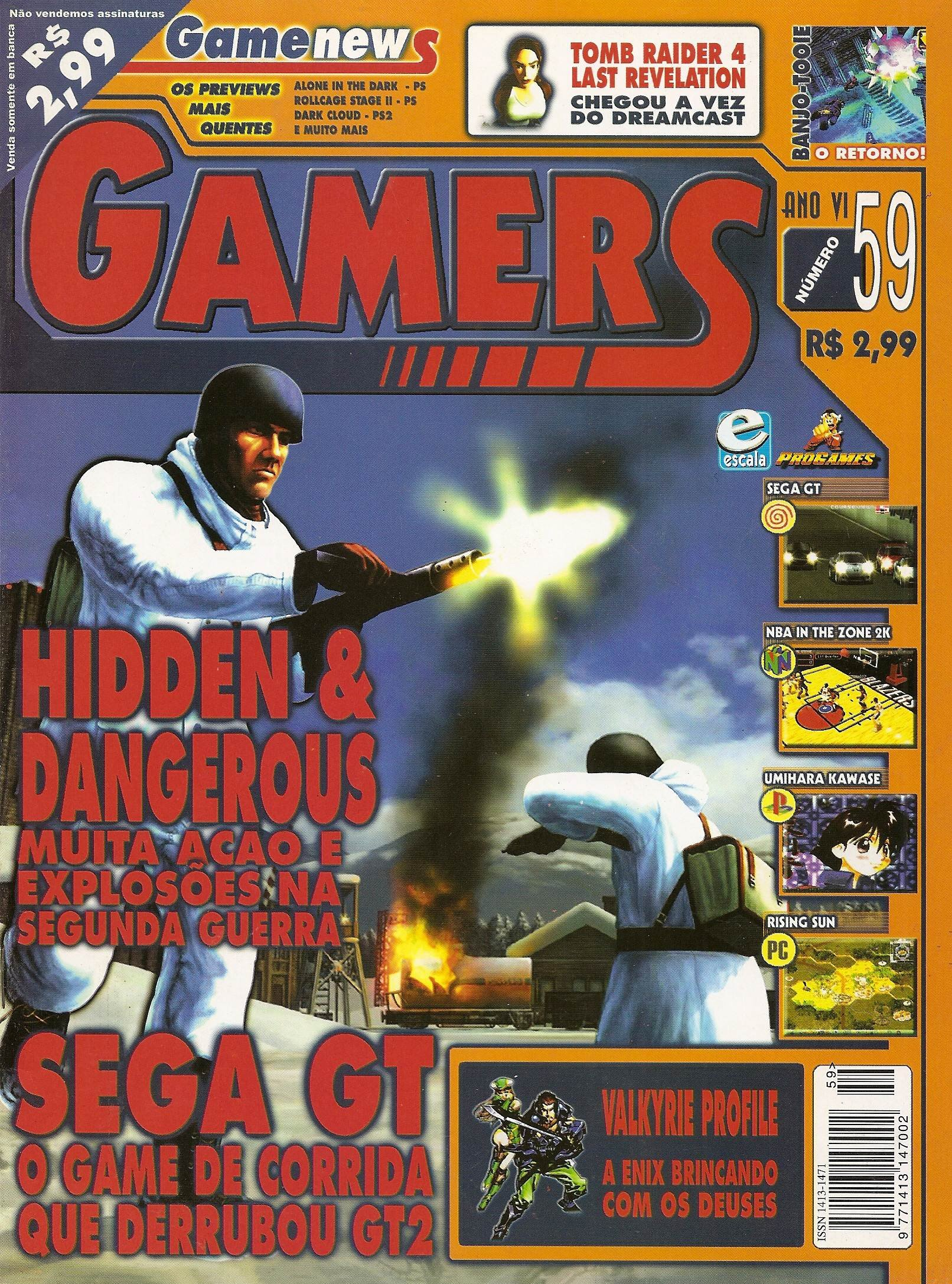 Gamers Issue 59 (2000)