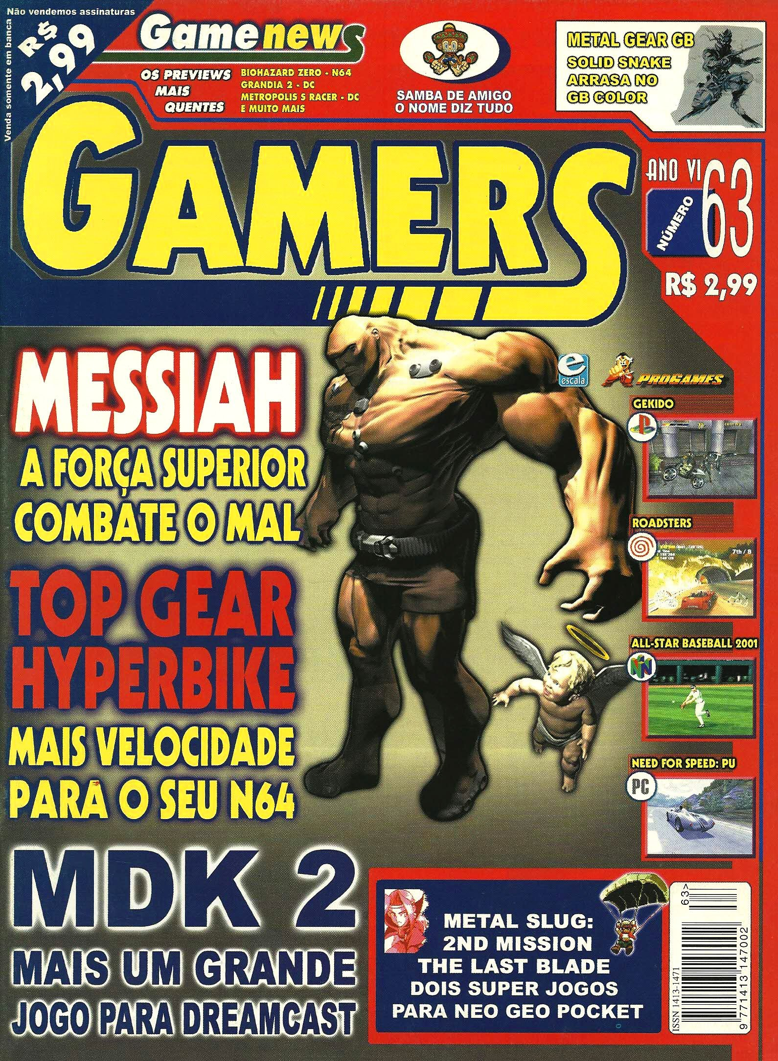 Gamers Issue 63 (2000)