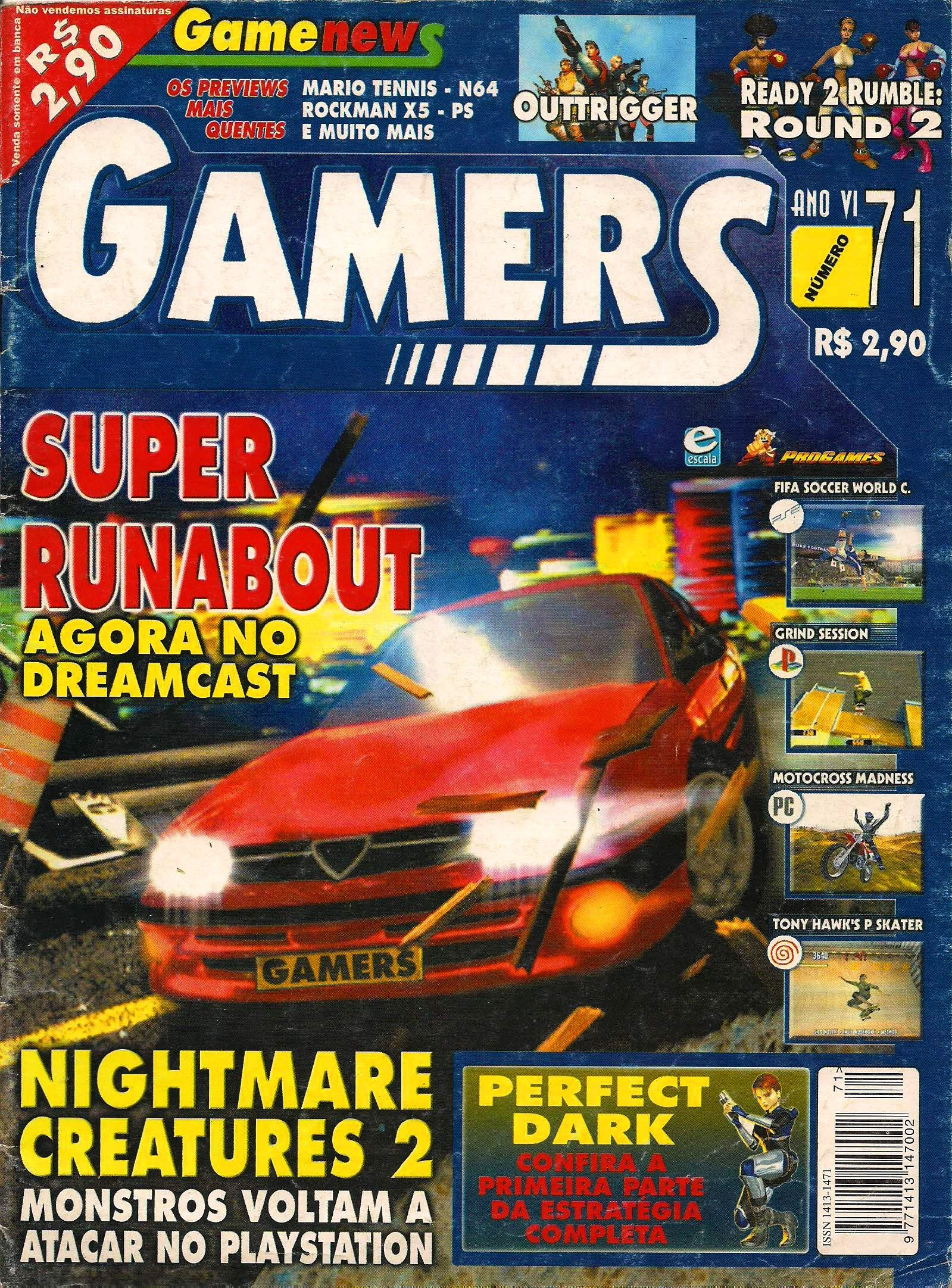 Gamers Issue 71 (2000)