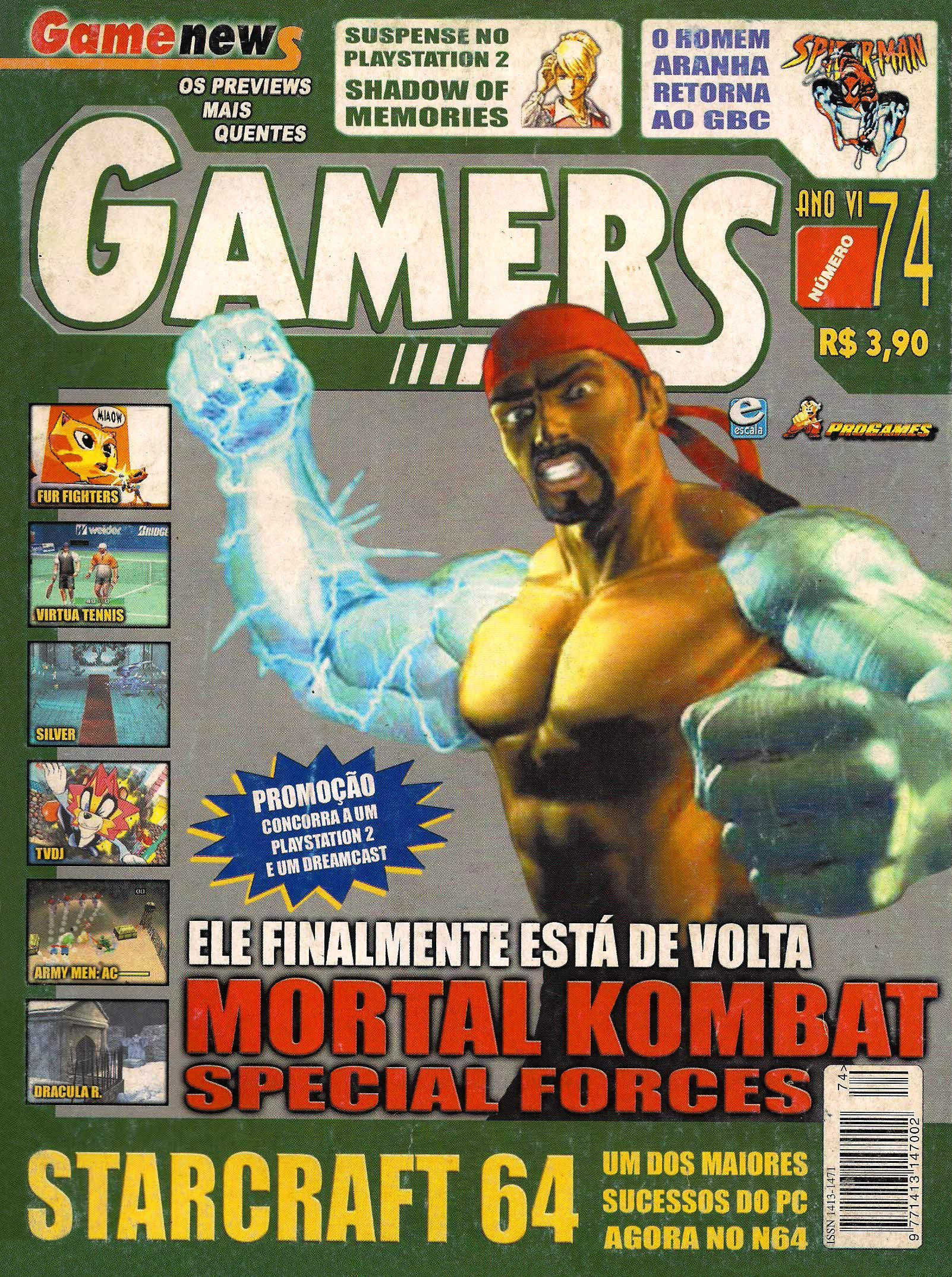 Gamers Issue 74 (2000)