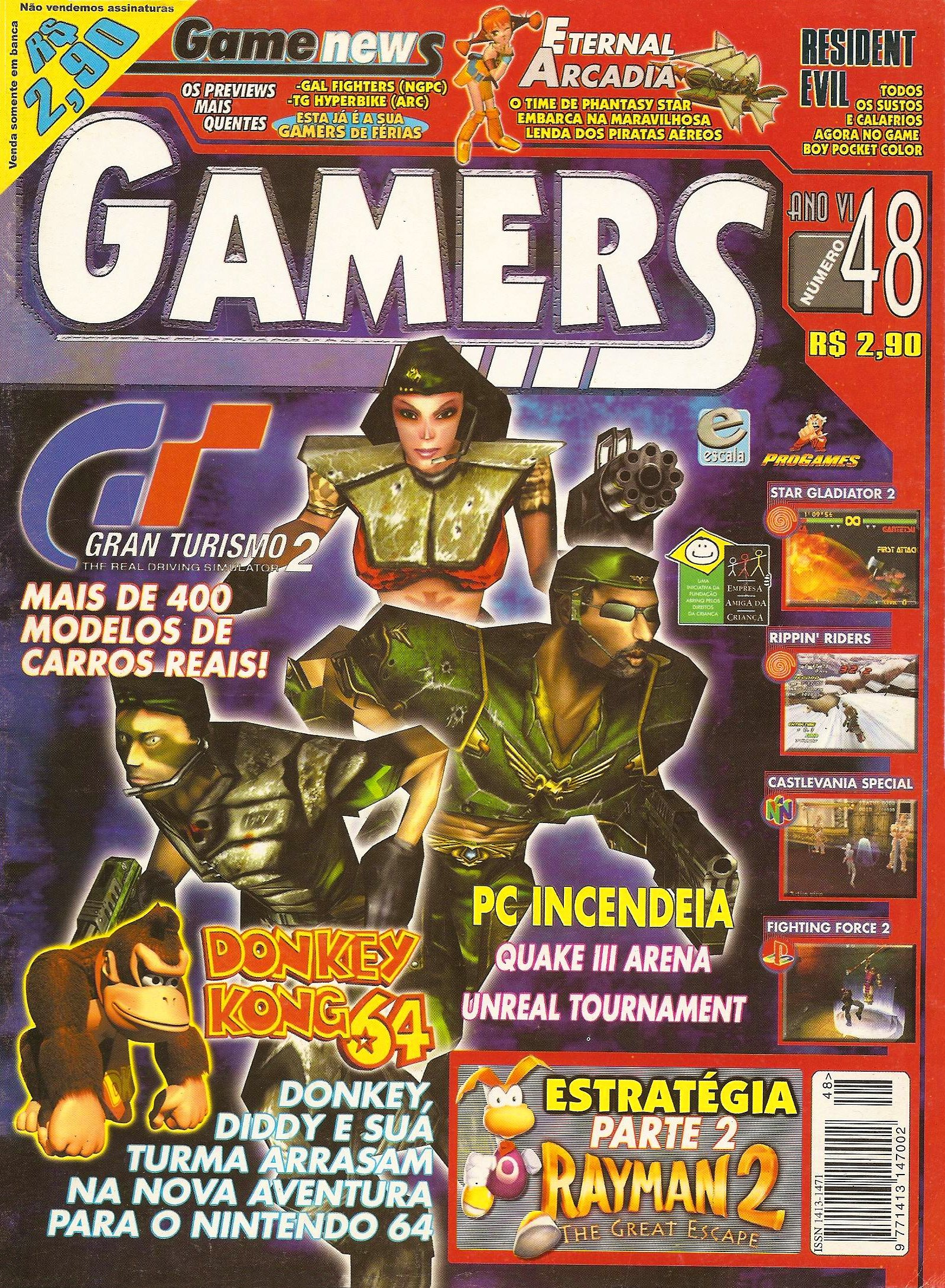 Gamers Issue 48 (1999)