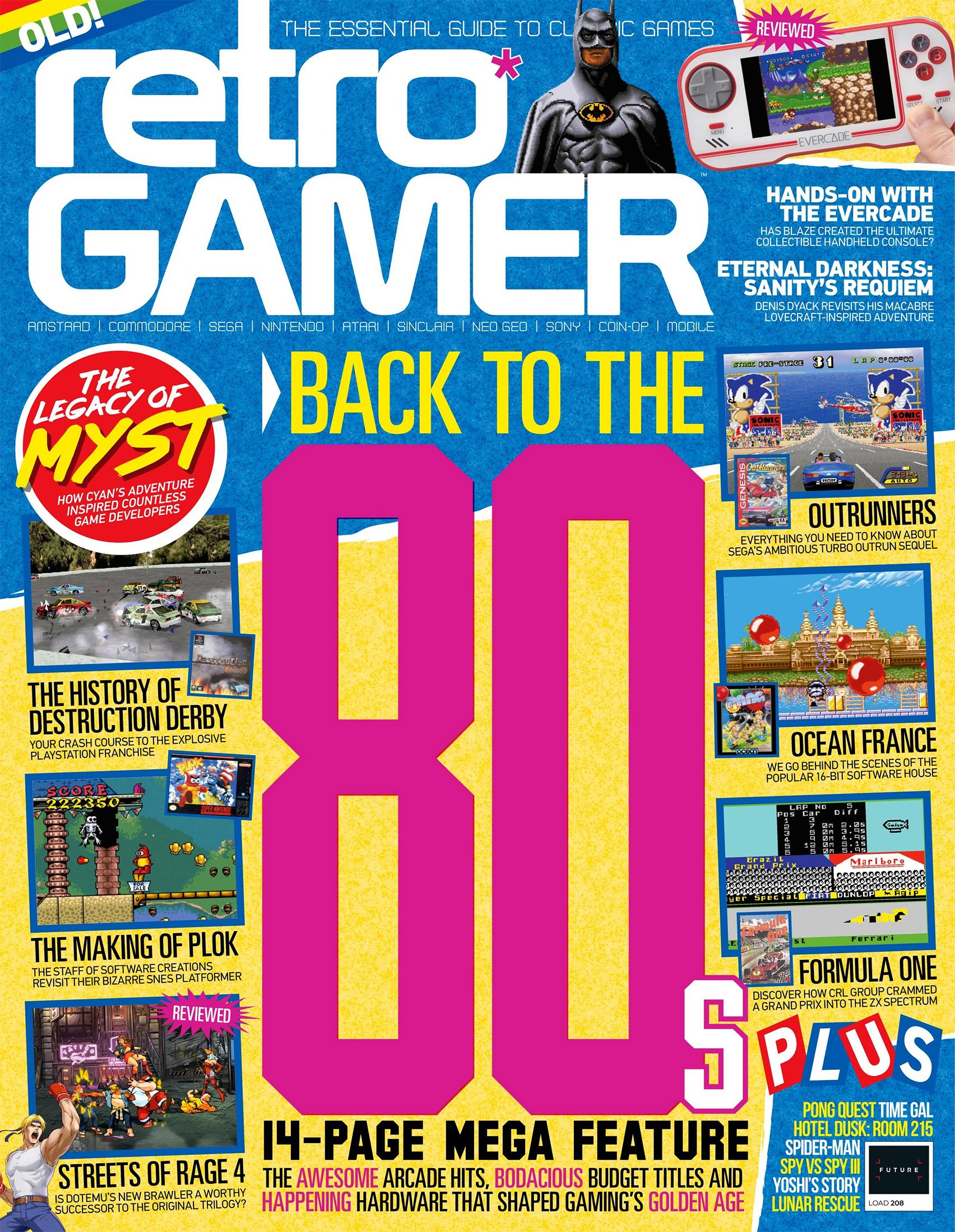 Retro Gamer Issue 208 (July 2020)