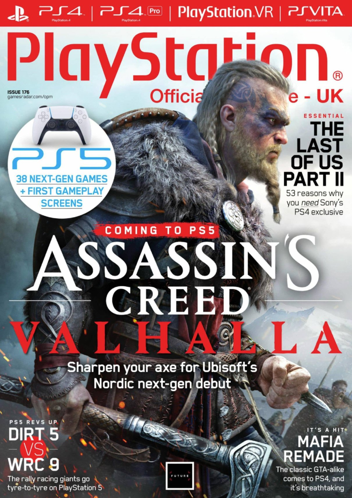 Playstation Official Magazine UK 176 (July 2020)