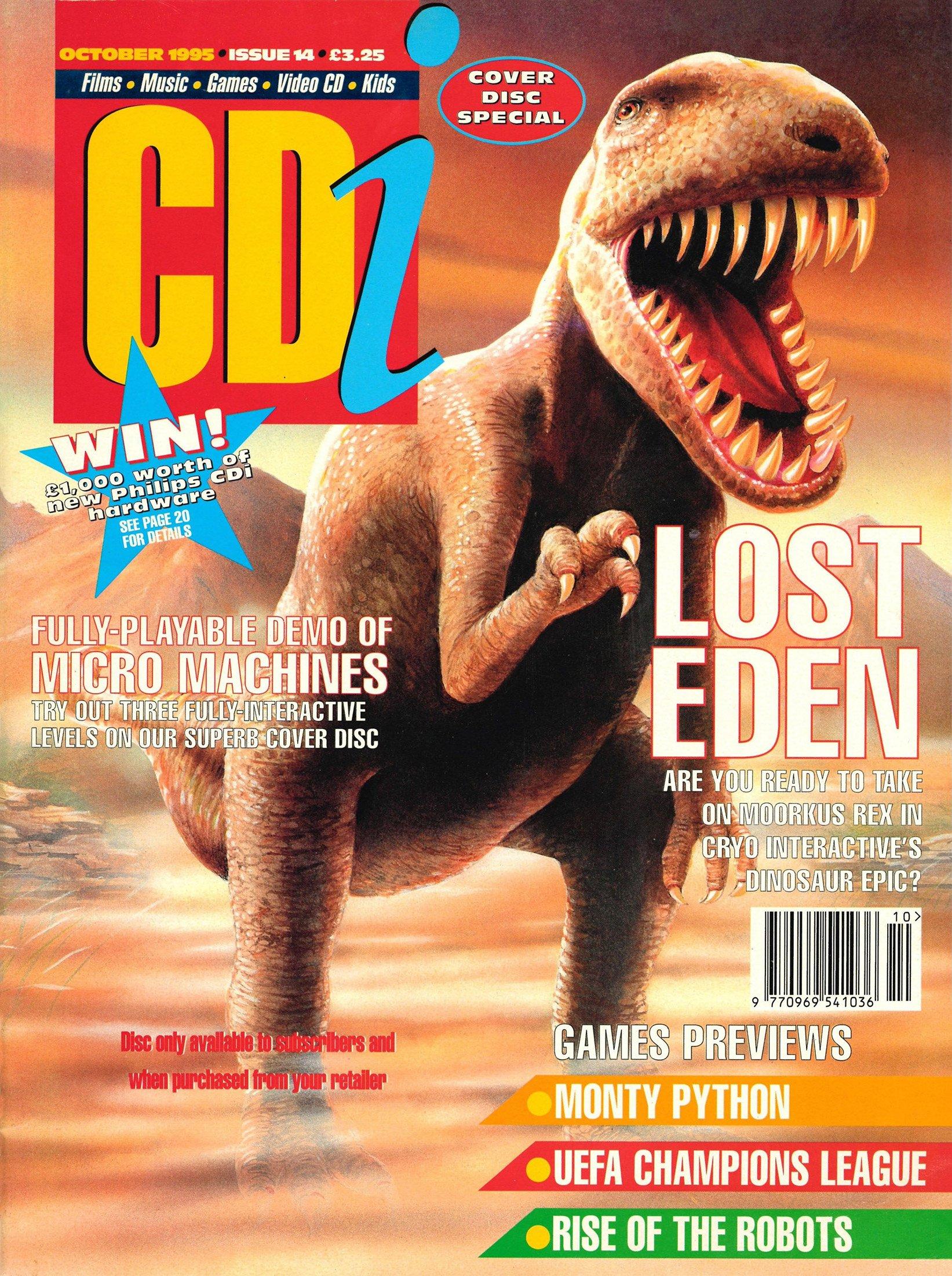 CDi Issue 14 (October 1995)