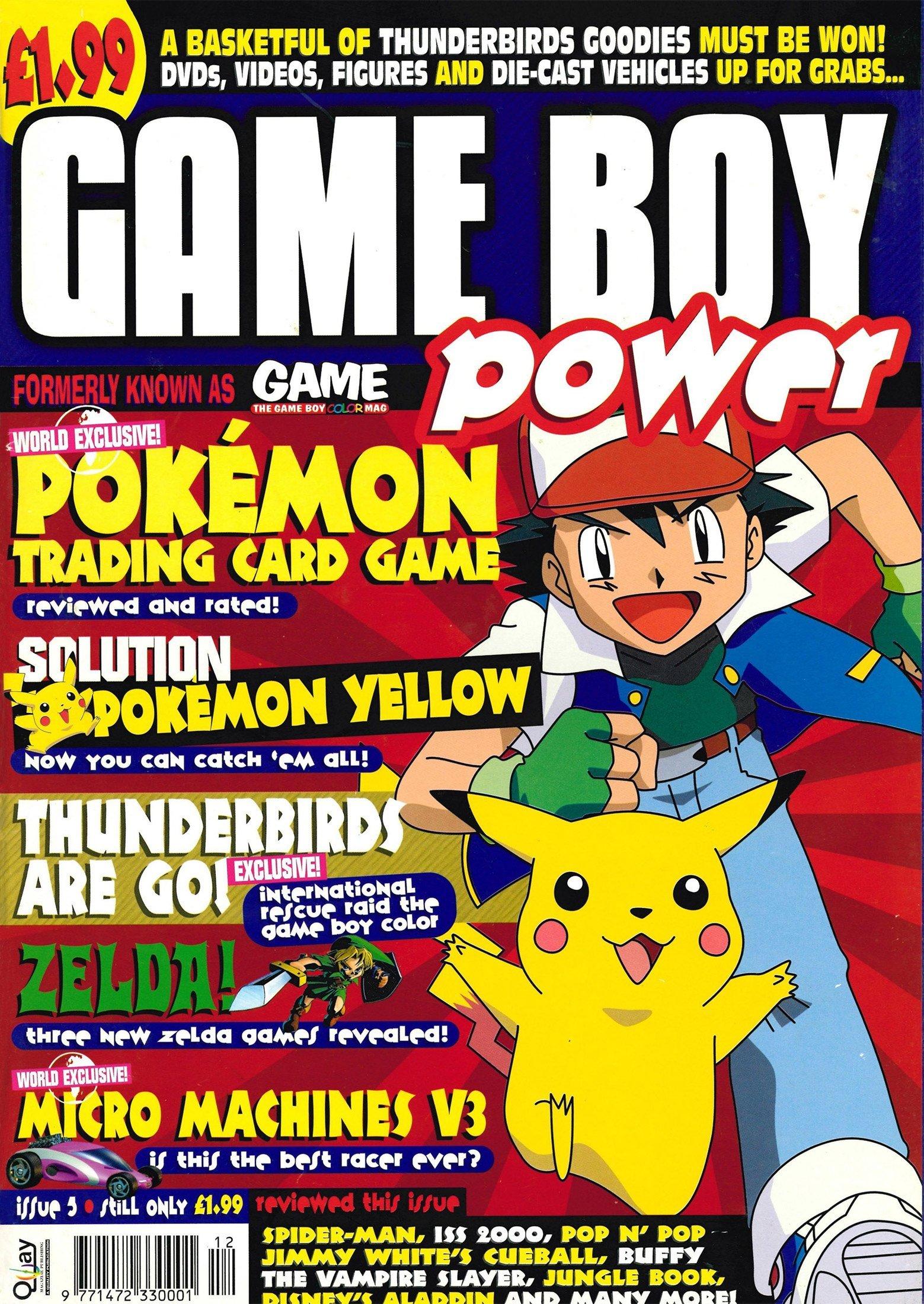 GameBoy Power Issue 05