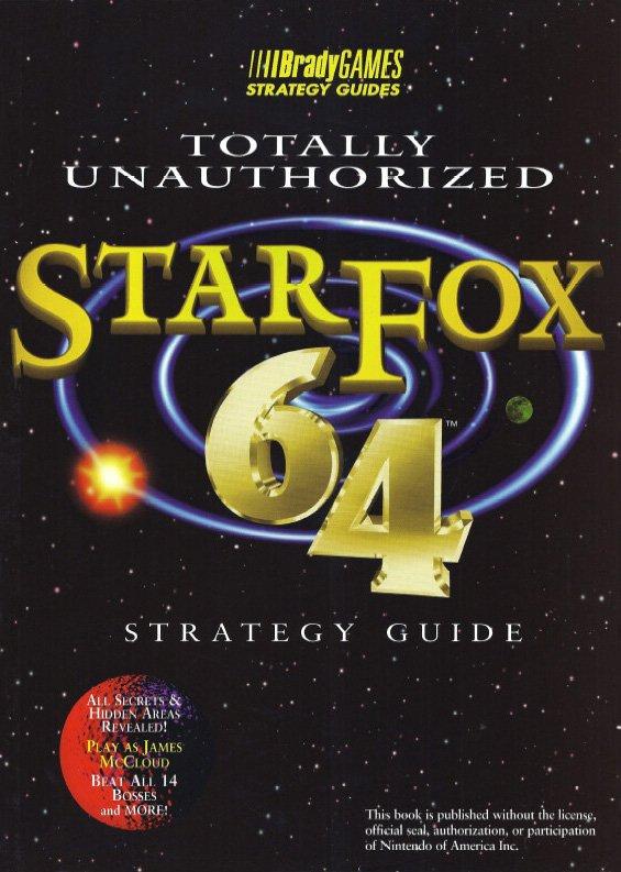 Star Fox Totally Unauthorized
