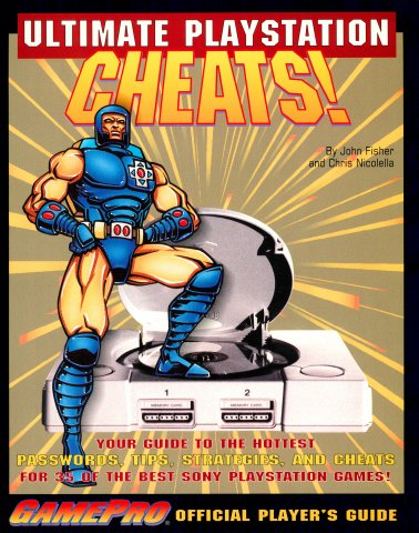 Ultimate PlayStation Cheats! GamePro Official Player's Guide (1996)