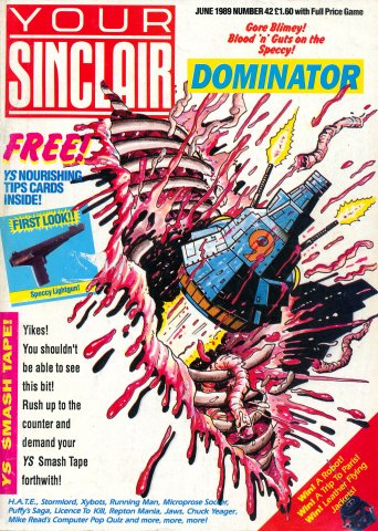 Your Sinclair Issue 42 (June 1989)