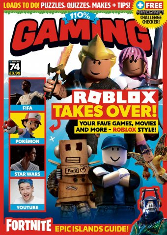 110% Gaming Issue 074 (May 2020)