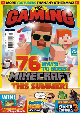 110% Gaming Issue 075 (June 2020)