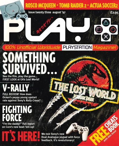 Play UK 023 (August 1997)