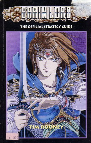Brain Lord Official Strategy Guide