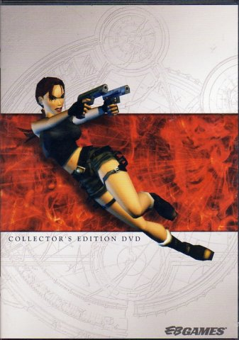 Tomb Raider: The Angel of Darkness Collector's Edition DVD (DVD) (Front)
