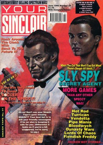 Your Sinclair Issue 54 (June 1990)