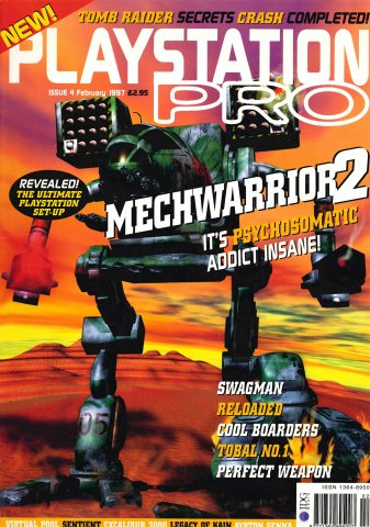Playstation Pro Issue 04 (February 1997)
