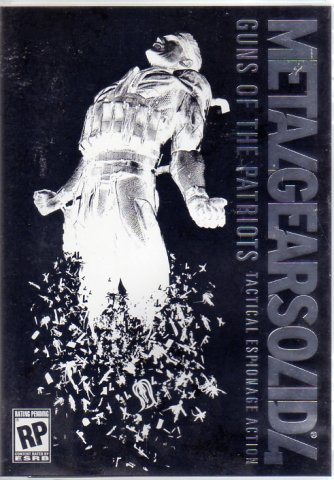 Metal Gear Saga, Vol 2 (DVD) (Front)