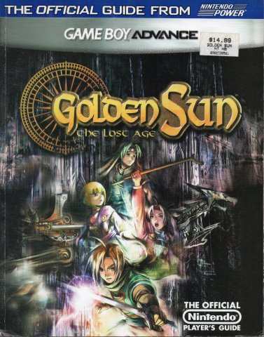 Golden Sun - The Lost Age