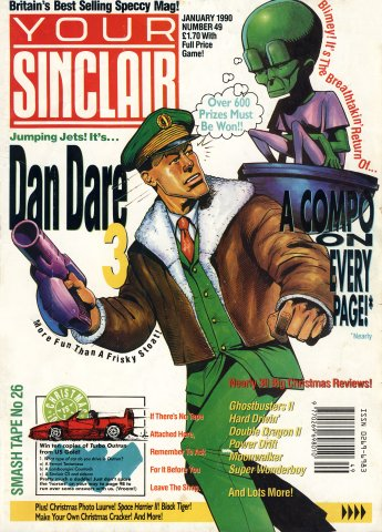Your Sinclair Issue 49 (January 1990)