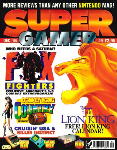 Super Gamer Issue 09 (December 1994)