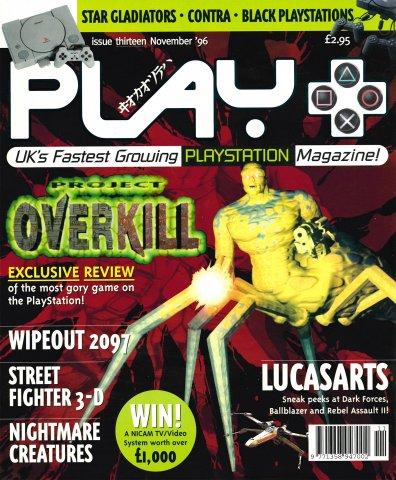 Play UK 013 (November 1996)