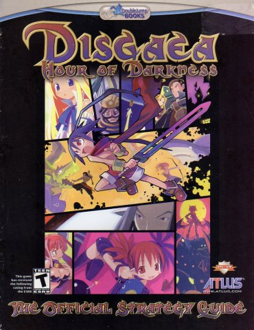 Disgaea: Hour of Darkness Official Strategy Guide