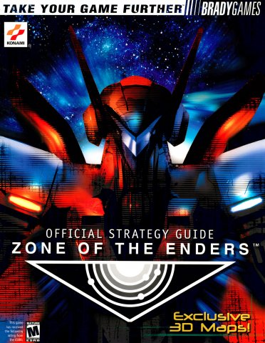 Zone of Enders - Official Strategy Guide