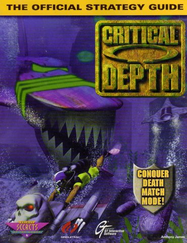 Critical Depth Official Strategy Guide