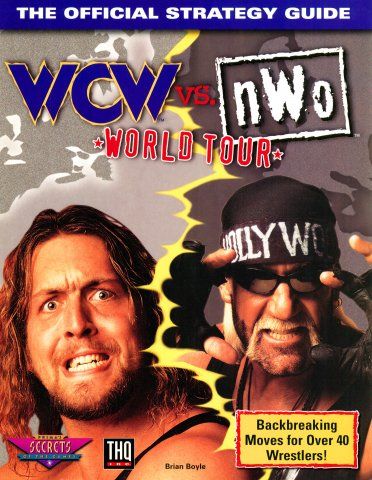 WCW vs. nWo World Tour - The Official Strategy Guide