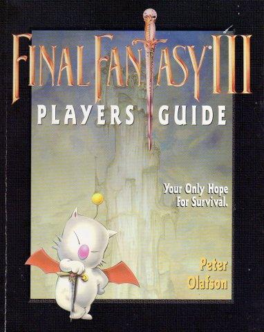 Final Fantasy III Players Guide