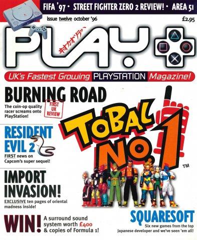Play UK 012 (October 1996)