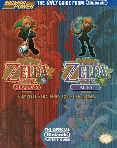 The Legend of Zelda Oracle Games