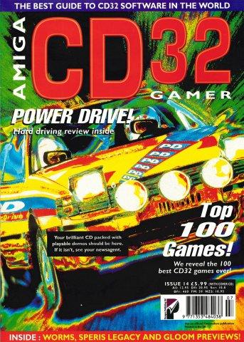 Amiga CD 32 Gamer Issue 14 July 1995