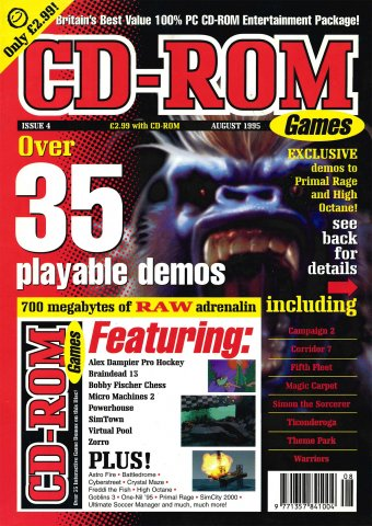 CD-Rom Games