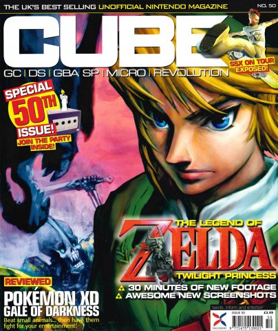 Cube Issue 50 (November 2005)