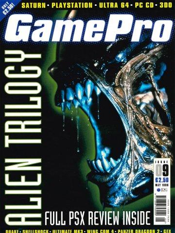 GamePro UK Issue 09 (May 1996)
