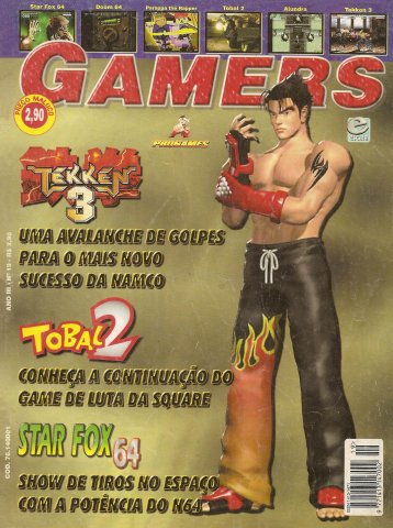 Gamers Issue 19 (1997)
