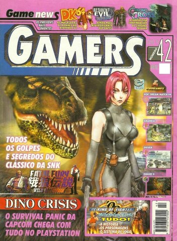 Gamers Issue 42 (1999)