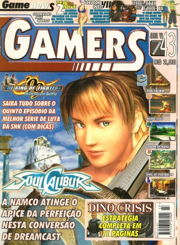 Gamers Issue 43 (1999)