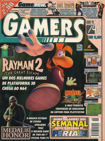 Gamers Issue 46 (1999)