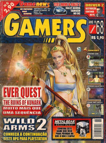 Gamers Issue 68 (2000)