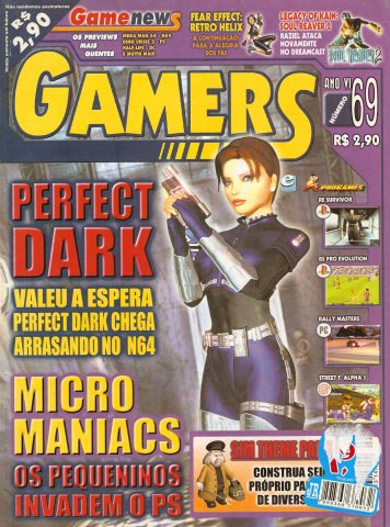 Gamers Issue 69 (2000)