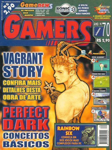 Gamers Issue 70 (2000)