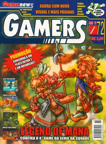 Gamers Issue 72 (2000)