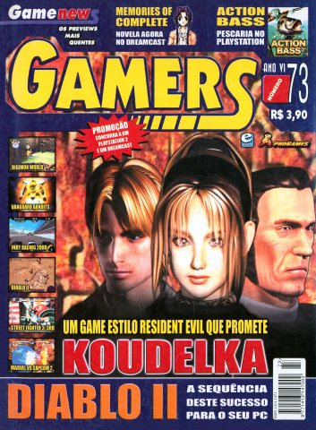 Gamers Issue 73 (2000)