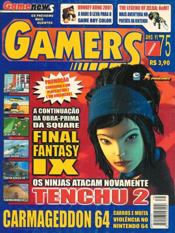 Gamers Issue 75 (2000)
