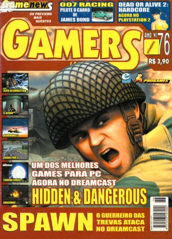 Gamers Issue 76 (2000)